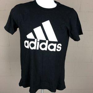 Adidas Men's T-shirt Size S Black HH11